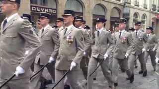 Download Défilé de la commémoration du 8 mai - Rennes Video