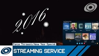 Download Force Thirteen LIVE Streaming Service - New Year's Eve 2015-16 Video