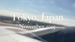 Download Tokyo, Japan November 2015 Video