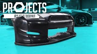 Download JP Performance - JP's Nissan GT-R   Bodykit Video