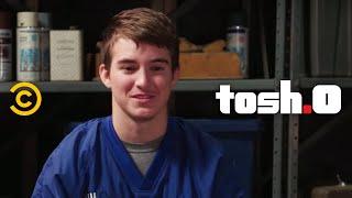 Download CeWEBrity Profile: Mack the Transgender Wrestler - Tosh.0 Video