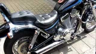 Download Suzuki intruder 1400 zomer klaar 2012 Video