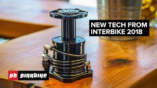 Download 4 New Things From Interbike 2018 - Day 1 MTB Tech Video