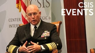 Download Maritime Security Dialogue with Admiral Kurt Tidd Video