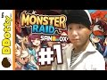 Download 모바일 포켓몬!? [몬스터 레이드: 귀요미 육성 모바일 게임 #1편] Mobile Game - MONSTER RAID - [도티] Video