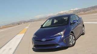 Download 2016 Toyota Prius Review - First Drive Video