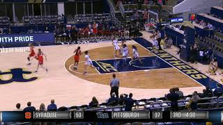Download Highlights | Syracuse at Pittsburgh Video