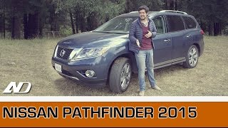 Download Nissan Pathfinder 2015 - Practicidad y confianza Video