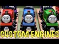 Download Custom Thomas Wooden Railway Engines Review | Thomas Wooden Railway Discussion #69 Video