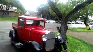 Download 1930 Model A Ford Pickup - For Sale! Video