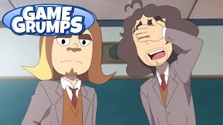 Download Fun At Literature Club - Game Grumps Animated - by Sherbies Video