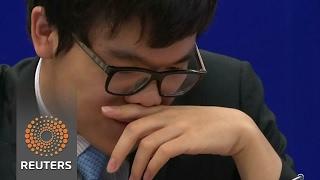 Download Google's AI AlphaGo bests its second Go champion Video