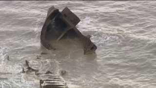 Download Epaves découvertes aux grandes marées près du Havre Video