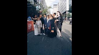 Download Angelina Jolie, JP kids and Loung Ung at TIFF 10-11 sep2017 Video