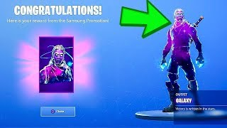 Download Fortnite Free Skins - Galaxy Skin Free - How To Get Any Fortnite Skins Free Video
