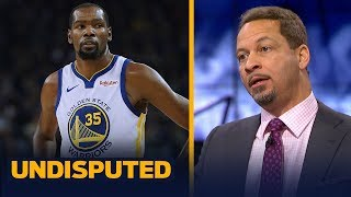 Download Chris Broussard reacts to Jarrett Jack's tweet about KD and AD joining LeBron   NBA   UNDISPUTED Video