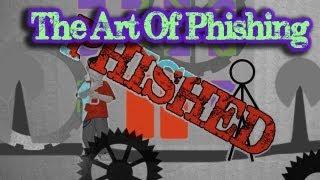 Download Tinkernut - The Art Of Phishing Video