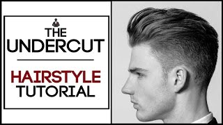 Download UNDERCUT Hairstyle Tutorial | Guide to Classic and Disconnected UNDERCUT | Mayank Bhattacharya Video
