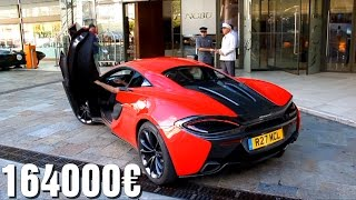 Download BRAND NEW McLaren 540C Start up and Acceleration! Video