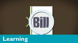 Download How does a Bill become a Law? Video