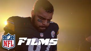 Download Son of Ironhead: A Profile of Pittsburgh Steeler Cam Heyward | NFL Films Presents Video
