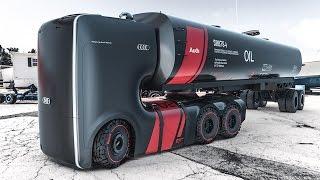Download Future Audi Truck Concept Video