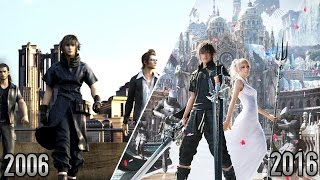 Download Final Fantasy XV - 2006 VS 2016 | Version 2.0 Video