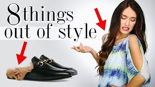Download 8 Fashion Trends OUT OF STYLE in 2019! *trash or donate* Video
