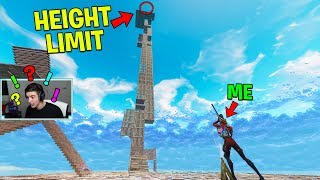 Download The TALLEST 360 TRICK-SHOT in FORNITE! (WORLD RECORD!)   Fortnite Playground Mode Gameplay Video