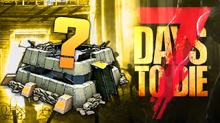 Download SECRET BUNKER ★ 7 Days to Die - Alpha 15 (36) Video