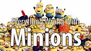 Download Everything Wrong With Minions In 15 Minutes Or Less Video