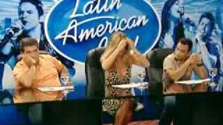 Download Latin American Idol 2008 - Episodio 4 - Parte 2/5 Video