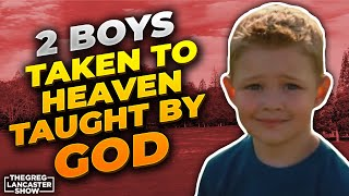 Download 2 Boys Taken to Heaven, Taught by God, Tell of their Amazing Encounter II VFNtv II Video