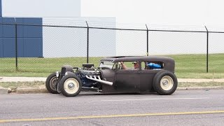 Download Veltboy314 - St. Louis Rat Rods & Crazy Burnouts Steelfest 2015 Video
