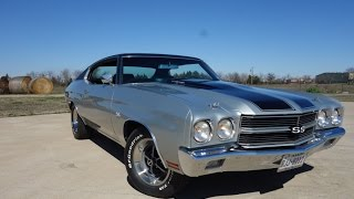 Download 1970 Chevy Chevelle SS 454 Muscle Video