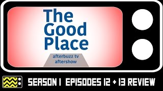 Download The Good Place Season 1 Episodes 12 & 13 Review & After Show | AfterBuzz TV Video
