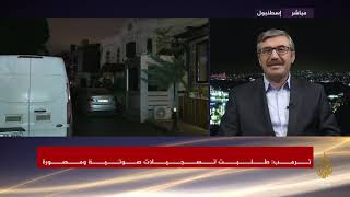 Download المسائية | تقارير صحفية تؤكد تحويل 100 مليون دولار من الرياض للإدارة الأمريكية Video