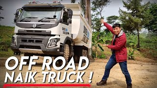 Download Nyobain Truck Volvo Super Mewah Video