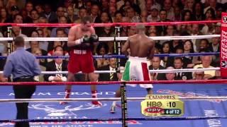 Download Oscar De La Hoya vs Floyd Mayweather HD Video