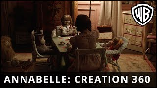 Download Annabelle: Creation - VR experience - Official Warner Bros. UK Video
