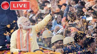 Download MODI LIVE : PM Modi Addresses BJP Karyakartas from Party Headquarters in Delhi | Election 2019 Video