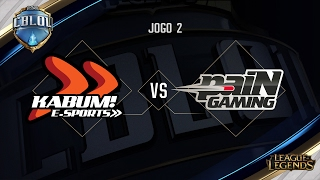 Download KaBuM x paiN (Jogo 2 - Semana 5 - Dia 2) - CBLoL 2017 Video