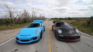Download My First Time Driving a Porsche 911 GT3 RS Video