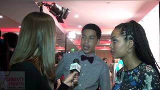 Download BLACKISH STARS YARA SHAHIDI & MARCUS SCRIBNER INTERVIEW | CHRISTYreports Video