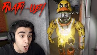 Download NIGHTMARE CHICA WANTS REVENGE!!!! - Five Nights at Freddy's 4 (UNREAL ENGINE 4 VERSION!) Video