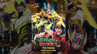 Download TIGER & BUNNY -The Movie- The Rising Video