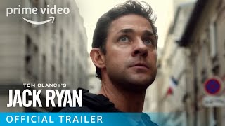 Download Tom Clancy's Jack Ryan | Official Trailer | Prime Video Video