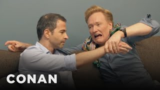 Download Conan Takes Jordan Schlansky To Couples Counseling - CONAN on TBS Video