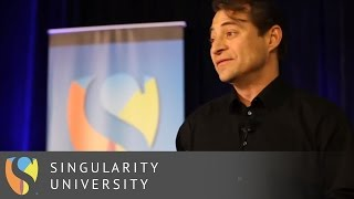 Download Peter Diamandis and The Best Way to Predict The Future | Singularity University Video