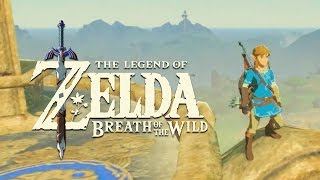 Download Official Exploration Gameplay - The Legend of Zelda: Breath of the Wild Video